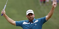 Yeah. Sergio is back. He's going to make it to the Tour Championship this year.