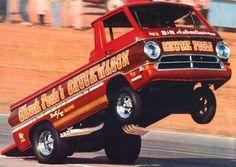 Chuckwagon wheelstander