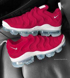 3cb288edc7175 Image of Raspberry Nike Vapormax Plus Sneaker Games
