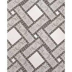 Exclusive Fabrics Pavers Cotton Twill Curtain Panel