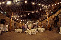 ranch wedding.