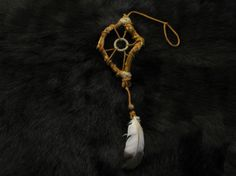 Viking witch amulet Travelers dream catcher Wiccan dreamcatcher