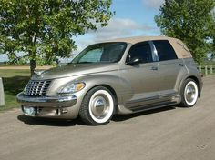AlmondLush 2003 Chrysler PT Cruiser 3866369