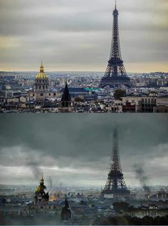 Paris by the creator of the last of us