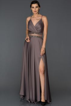 Lavanta Yırtmaçlı Uzun Abiye Elbise ABU196 Bridesmaid Dresses, Prom Dresses, Formal Dresses, Wedding Dresses, The Dress, Satin, Fashion, Formal Gowns, Moda