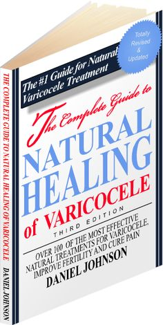 Natural varicocele treatment