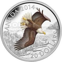 """Item specifics Seller Notes: """"New and mint-fresh, exactly as issued, with original certificate and full and complete packaging!"""" Circulated/Uncirculated: Uncirculated Country/Region of Manufacture: Canada . Canadian Coins, Valuable Coins, Foreign Coins, Coin Art, Silver Coins, Mint Coins, Silver Dollar, Coin Collecting, Pure Products"""