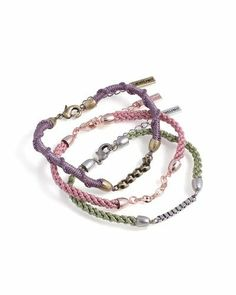 Bracelets #toobuku//thebukuproject.com