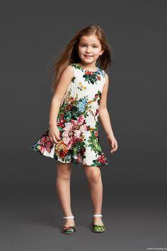 Dolce & Gabbana 2013-2014 girls