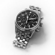 IWC Pilot's Watch Chronograph 11:11:11 on 11.11.11