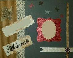 Album moments#skcrapbooking&goma eva
