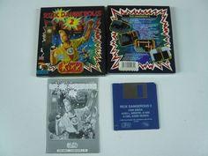 Rick Dangerous 2 / Commodore Amiga
