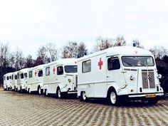 Dutch H Van ambulances