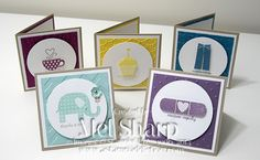 Patterned Occasions Gift Cards
