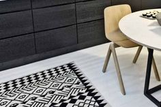 Kassena carpet is MUM's new carpet design for 2015. Photo by Turun Sanomat 2014.