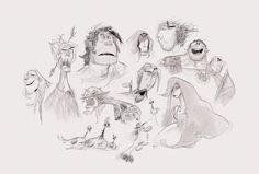 Sketches - Taylor Krahenbuhl