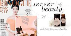 Aurelia Probiotics Skincare featured in Vogue China!