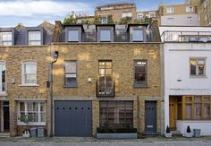 House for sale in Leinster Mews, London, W2 | Lurot Brand