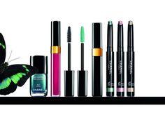 Chanel L Ete Papillon de Chanel makeup
