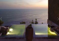 twin spas, Bali