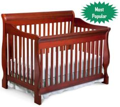 Made with solid hardwood and the sturdy crib is delta children canton #crib. Get exclusive collection of cribs at http://thebabywiki.com/