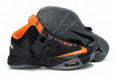 big sale 76283 356d5 Buy Real Nike Zoom Lebron Soldier VI Shoes Black Orange 525015 800 New  Release from Reliable Real Nike Zoom Lebron Soldier VI Shoes Black Orange  525015 800 ...