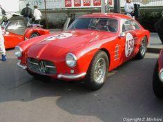 Maserati A6 54 Zagato