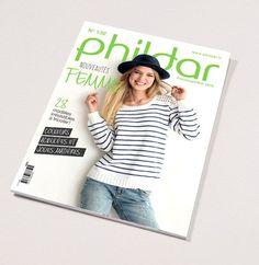 Phildar Dames catalogus 132 lente/zomer 2016