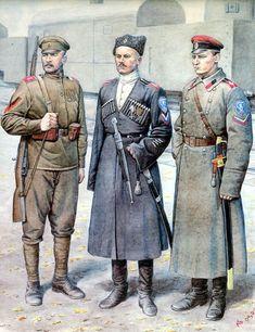 Гражданская война в России 1918—1920 ЮГ — ≪ЦВЕТНЫЕ ЧАСТИ≫ | My test site
