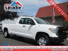 2014 Toyota Tundra, 36,746 miles, $29,975.