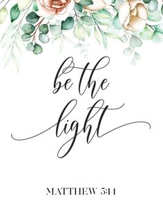 Enjoy this beautiful Be The Light free printable this Easter. It looks incredible when framed and will get so many compliments. Pastel Watercolor, Christian Wall Art, Compliments, Free Printables, Easter, The Incredibles, Group, Lighting, Board