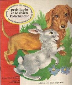 Petit lapin et le chien Polichinelle