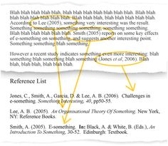 How To Harvard Reference Correctly My Distance Learning