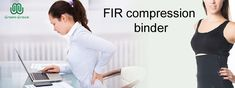 Green Grace leading FIR compression binder Products, it is unique creative with adjustment to zipper on each side of Whole body. You can pull up down by mild compression, zipper provide FIR compression to body shape. You can use these products for comfortable support to body. If you want know more then click our link