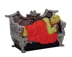 """Lemax """"Napping Monster"""" Figurine #72366"""