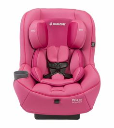 Maxi Cosi Pria 70 Convertible Car Seat - Pink Berry