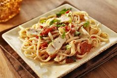 19 Skinny Pasta Recipes with Weight Watchers SmartPoints – WW Recipes & Tips. Skinny Recipes, Ww Recipes, Light Recipes, Italian Recipes, Pasta Recipes, Chicken Recipes, Cooking Recipes, Healthy Recipes, Chicken Meals