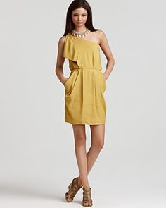 Wrong color, but really like the dress.   BCBGeneration Dress