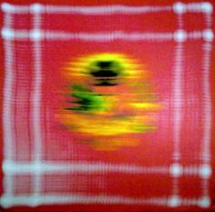post-nationalization digital textile print on silk cm 2010 Textile Prints, Textiles, Carnivals, Deconstruction, Perception, Neon Signs, Silk, Digital, Carnavals