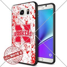 NEW Nebraska Cornhuskers Logo NCAA #1357 Samsung Note5 Black Case Smartphone Case Cover Collector TPU Rubber original by WADE CASE [Blood] WADE CASE http://www.amazon.com/dp/B017KVLWCQ/ref=cm_sw_r_pi_dp_g0bAwb19Z99YG
