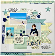 kim watson ★ paper crafts ★ designs: NEW October Afternoon+ layouts.