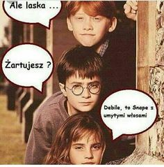 Zapraszam na Memy HP. Gdy macie zły humor dobrze trafiliście. xD #humor # Humor # amreading # books # wattpad Harry Potter Mems, Tom Felton Harry Potter, Harry Potter Fan Art, Harry Potter Fandom, Wtf Funny, Funny Jokes, Polish Memes, Funny True Quotes, Funny Mems