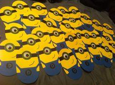 Minion invitations!