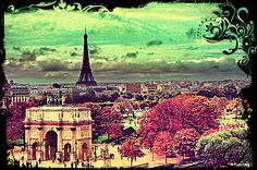 Paris... la ciudad del amor!