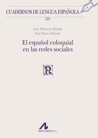 Se es membro da Universidade de Vigo podes solicitalo a través desta páxina http://www.biblioteca.uvigo.es/biblioteca_gl/servizos/coleccions/adquisicions/ El español coloquial en las redes sociales .Ana Mancera Rueda; Ana Pano Alamán. Arco Libros, 2013. 6,45 € (Fragua)