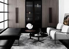 Living Room | Rockley Gardens Apartment by Elenberg Fraser | est living