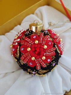Эксклюзивный новогодний подарок Елочный шар ,модель 2 Christmas Bulbs, Holiday Decor, Christmas Light Bulbs