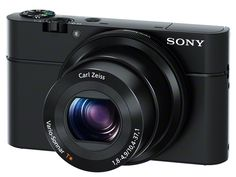 Sony DSC-RX100 $649