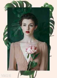 Portfolio Monia Merlo 14/1253 PORTRAIT OF A LADY IN PINK