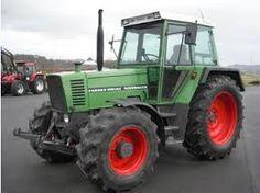 Tractor Fendt 310 LSA Turbomatic Germany, Tractor, Deutsch